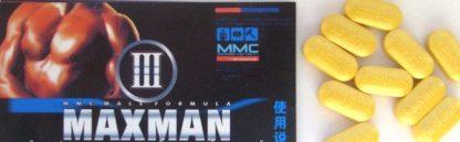 Таблетки для повышения потенции МАКСМЕН MAXMAN