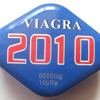 Таблетки для повышения потенции VIAGRA 2010
